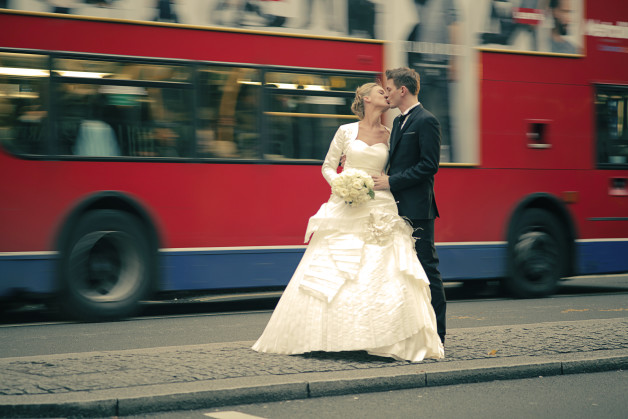 Wedding Photo Shoot Film
