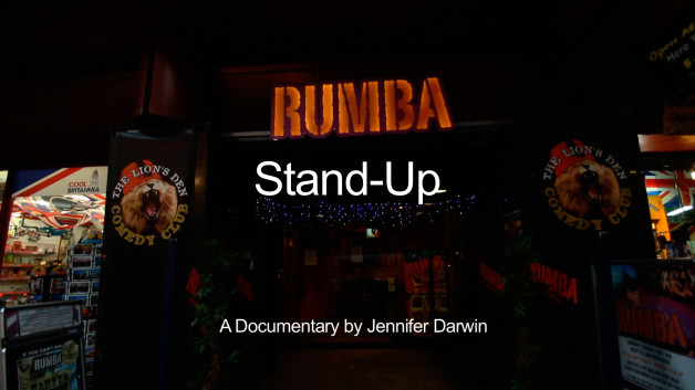Stand-Up: a documentary by Jennifer Darwin