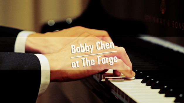 Bobby Chen | Piano Concert @The Forge